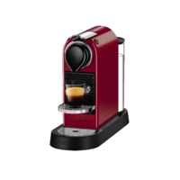 Nespresso Citiz Red